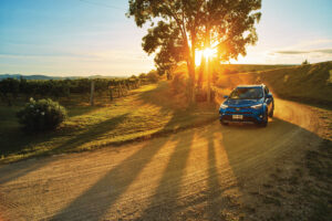 Vine and Shine Trail - Queensland - (c) Tourism and Events Queensland